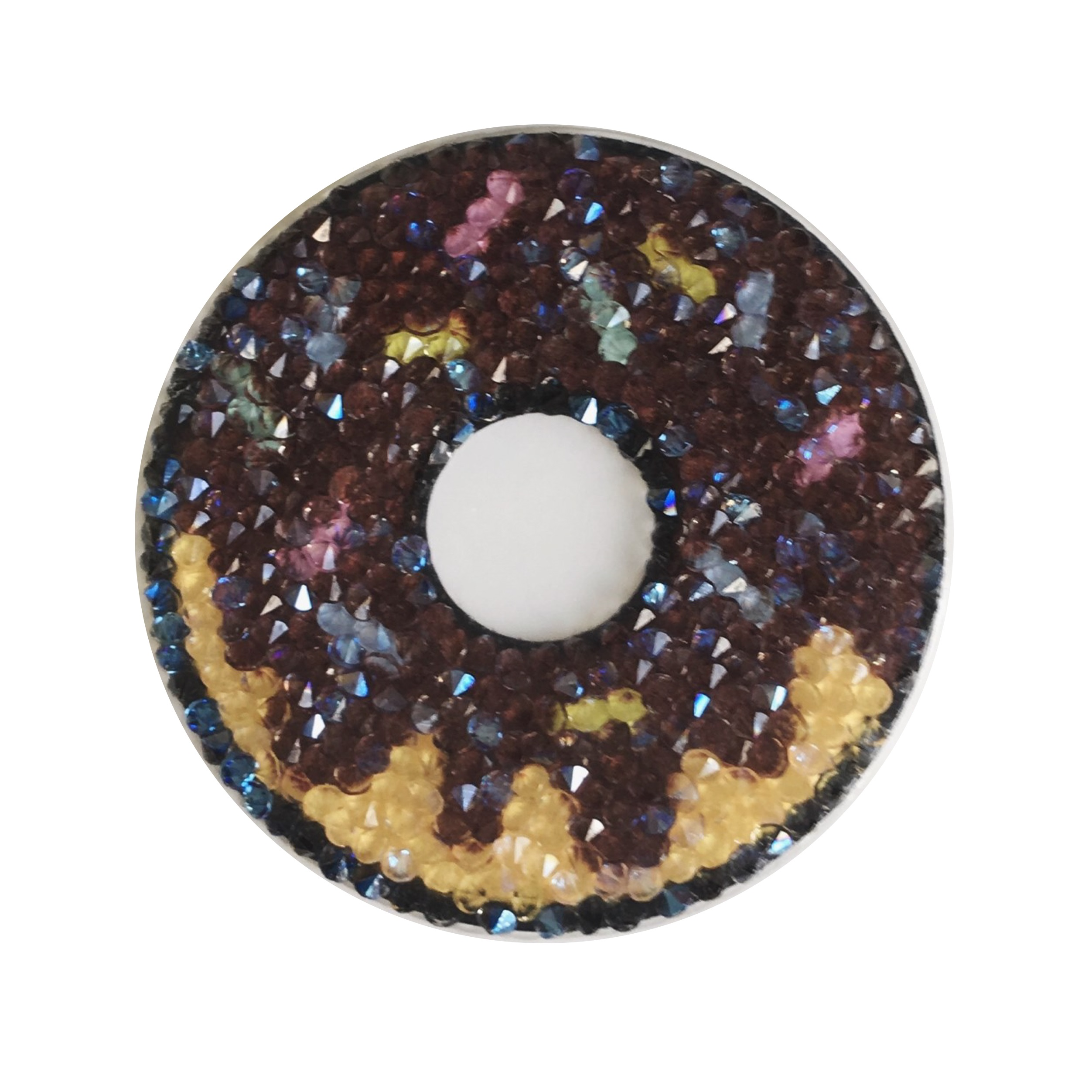 sticker-donut